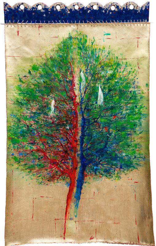 Armonie, 108cmx180cm, autor Iurie Cojocaru